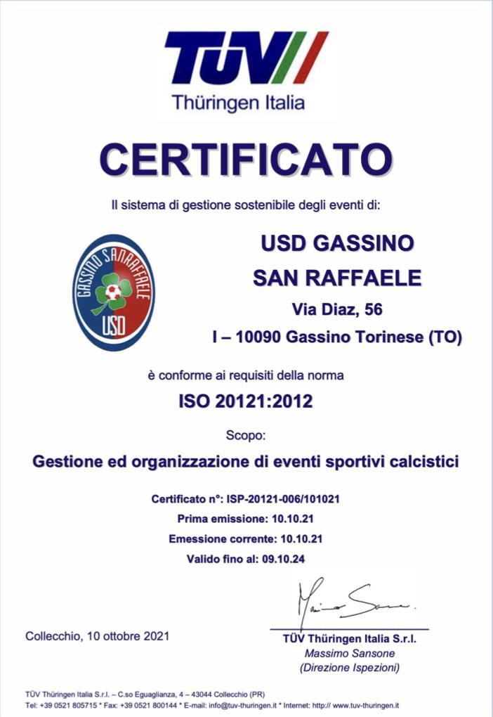 Certificato_GSR